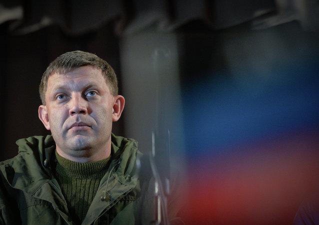 頓涅茨克人民共和國稱烏總統下令暗殺頓巴斯領導人