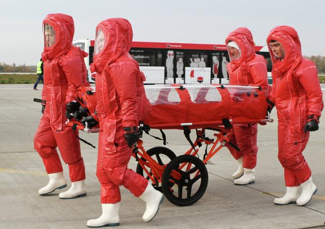 俄拨款1170万美元同几内亚合作进行医疗研究