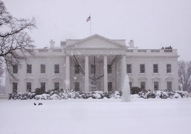 华盛顿,白宫