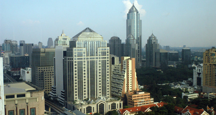 泰国首都曼谷