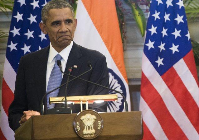 奧巴馬決定將對俄制裁延期一年