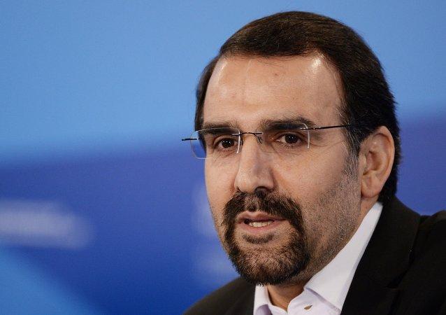 伊朗驻俄罗斯大使迈赫迪•萨纳伊
