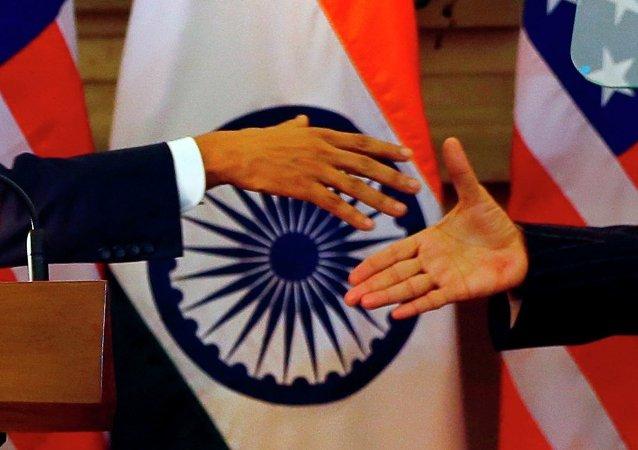 美國與印度