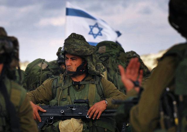 以色列在加沙地帶打擊4個哈馬斯陣地以回應導彈襲擊