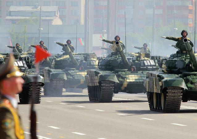 白俄羅斯武裝力量