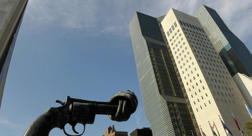 俄将为联合国反恐办公室预算提供200万美元