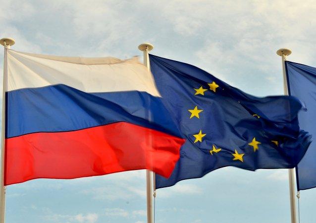 奇若夫:俄欧战略伙伴关系是双方实际需要