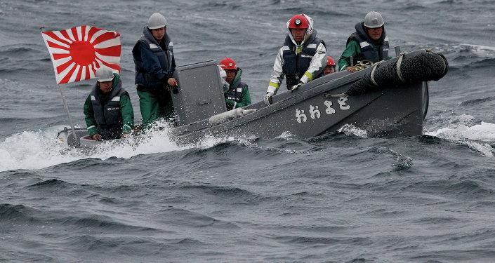 日本海上自卫队抢救队