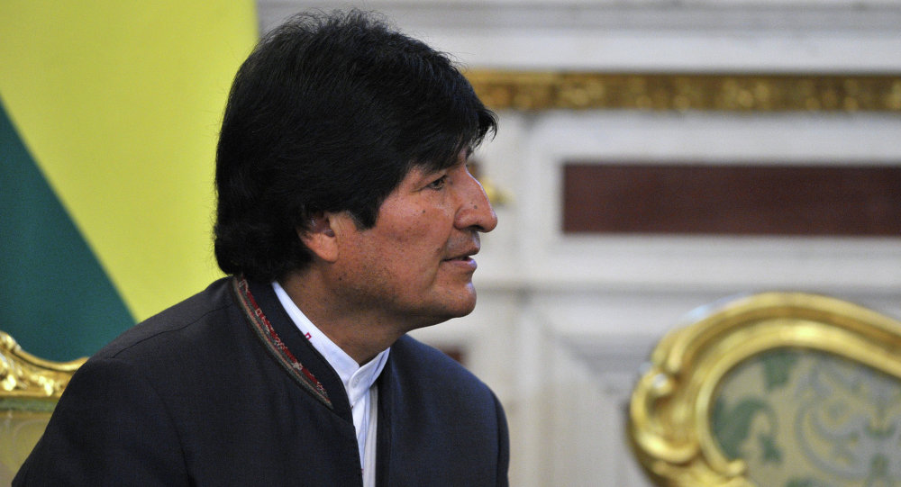 玻利維亞欲在聖彼得堡經濟論壇上與俄氣簽訂6處氣田的勘探協議