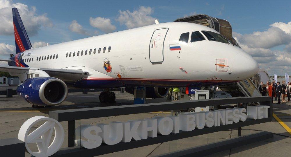 俄對外經濟銀行副行長稱或參與在華推進蘇霍伊-100項目