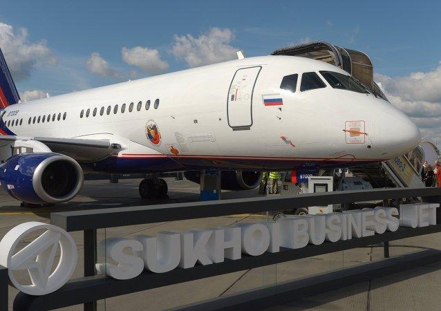 俄技术集团:俄将落实向泰国供应3架苏霍伊超级喷气机合同