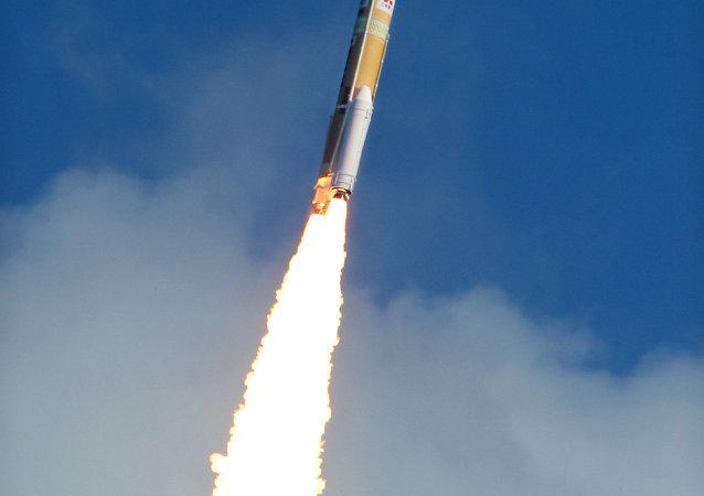 新的日本間諜衛星發射成功