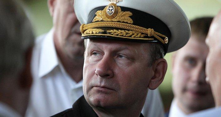 俄海軍總司令:俄中海軍演習將加強兩國合作