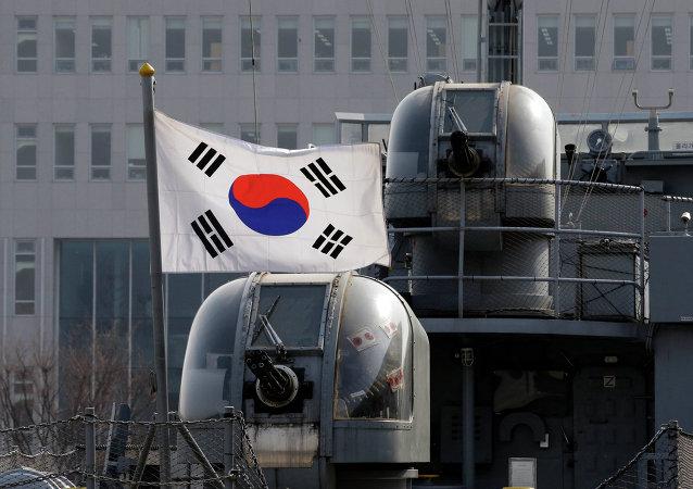 """韩国防部长官: 朝鲜就新挑衅事件将付出""""沉重代价"""""""