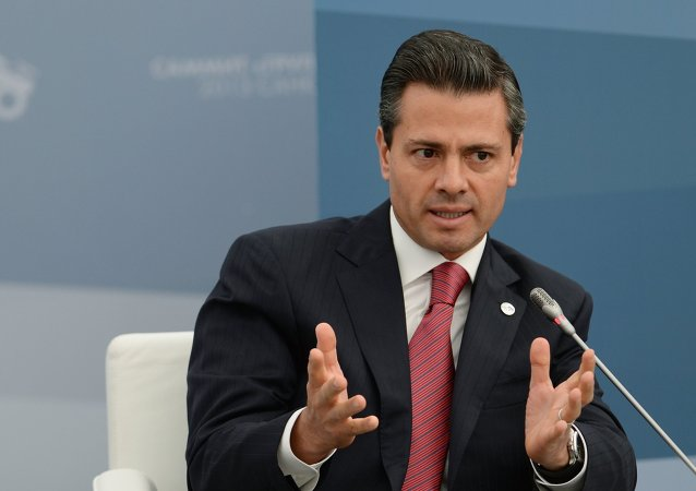 墨西哥總統:墨願與美更新北美自由貿易協議
