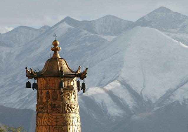 中國西藏自治區發生5.2級地震