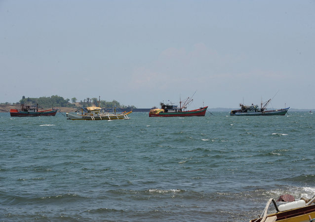 6艘越南籍貨船在中國水域遇險 近50人獲救窗體底端