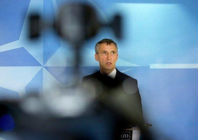 北約秘書長認為召開俄-北約理事會會議將是及時舉措並將與俄討論日期