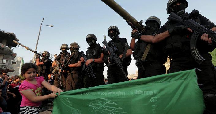 巴勒斯坦伊斯蘭抵抗運動