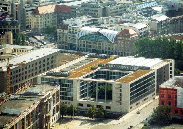 柏林, 德国外交部