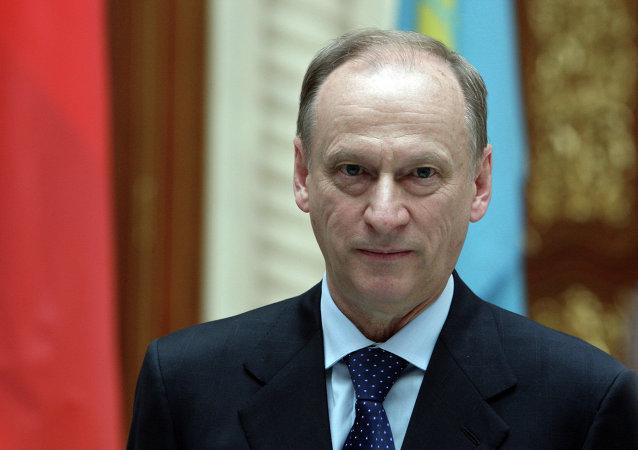俄罗斯安全委员会秘书帕特鲁舍夫