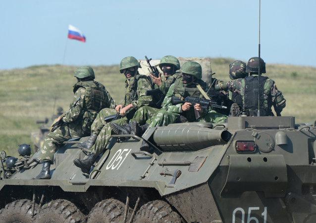 俄蒙「色楞格-2015」 反恐演習將於8-9月在俄境內舉行