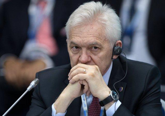 能源、金融、基础设施是俄中合作的重点