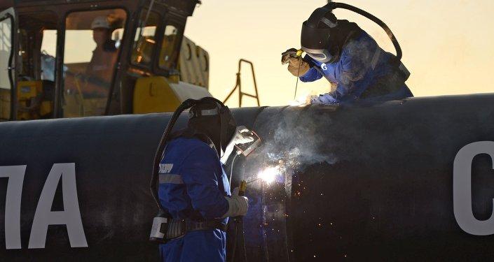 专家:俄对华管道供气优先于澳大利亚液化气