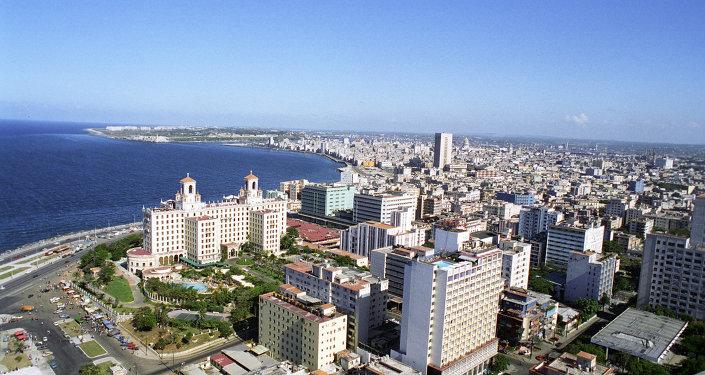 古巴首都 哈瓦那