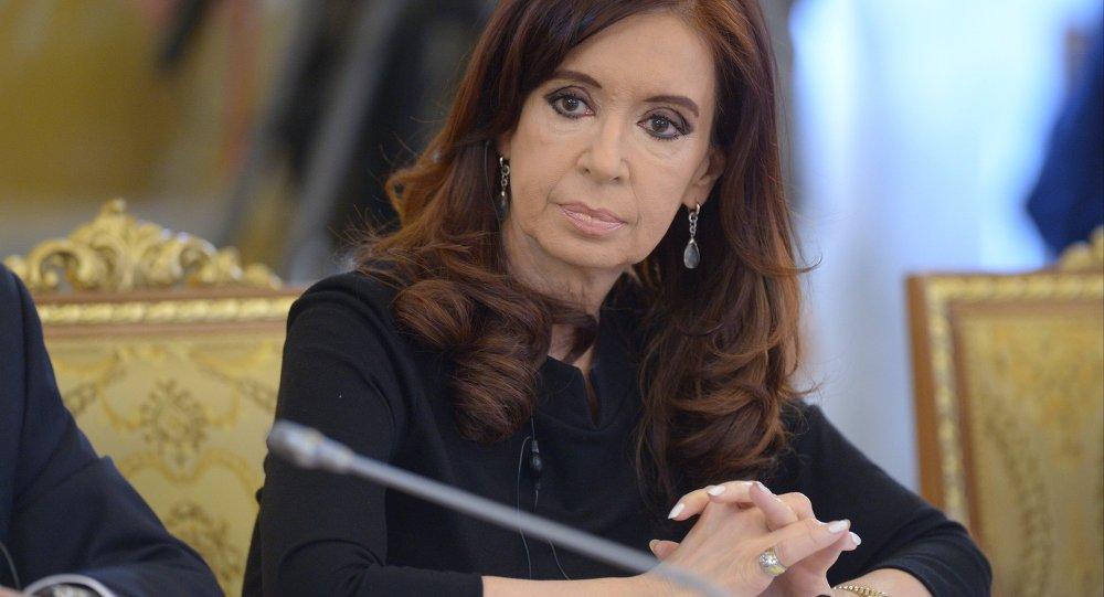 阿根廷法院请求逮捕前总统德基什内尔