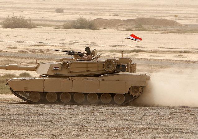 """几乎整个伊拉克都已被从""""伊斯兰国""""手中解放"""