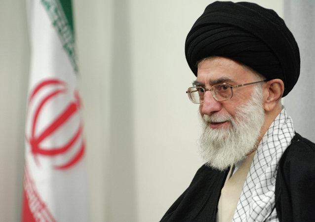哈梅內伊:美官員威脅伊朗使核談判陷入危機