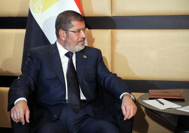 埃及前總統為卡塔爾充當間諜案推遲到2月28日審理
