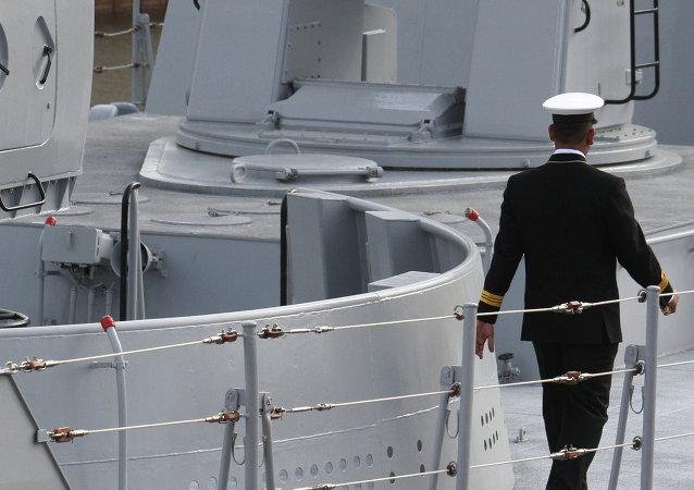 印度海军年度最大规模演习,40余艘水上舰艇驶抵果阿海岸