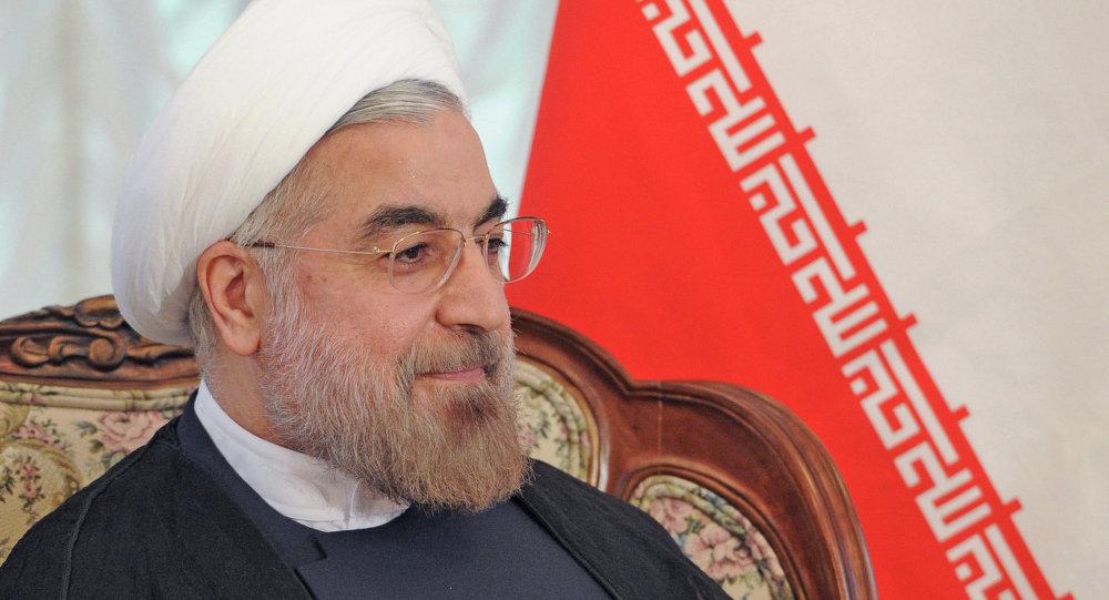 鲁哈尼总统:伊朗从未想拥有核武器