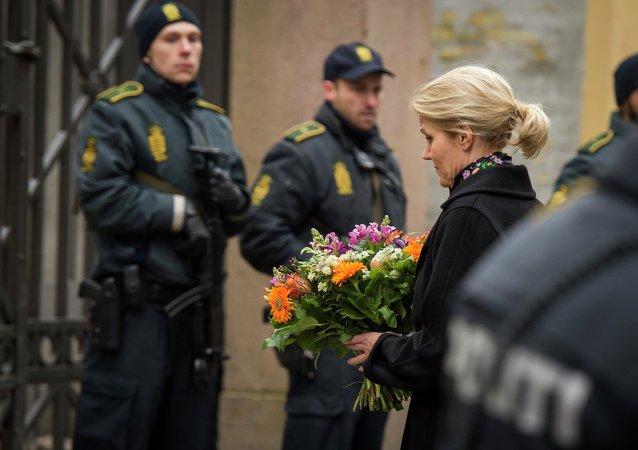 丹麥首相赫勒•托寧-施密特