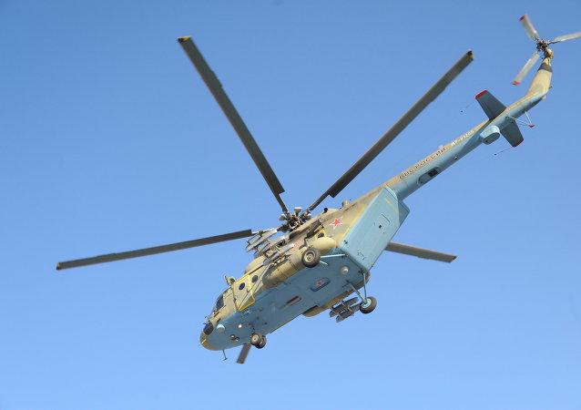 米-8AMTSh運輸/攻擊直升機