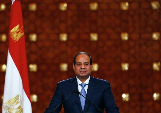 埃及總統阿卜杜勒∙法塔赫∙塞西