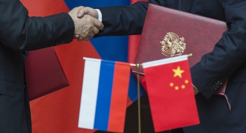 中國商務部:中俄貿易增速位列中國主要貿易夥伴首位