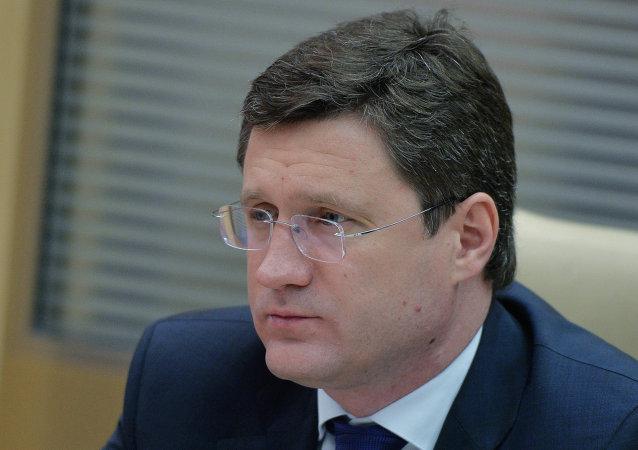 俄能源部长:俄不认为有必要就天然气问题举行三方会谈