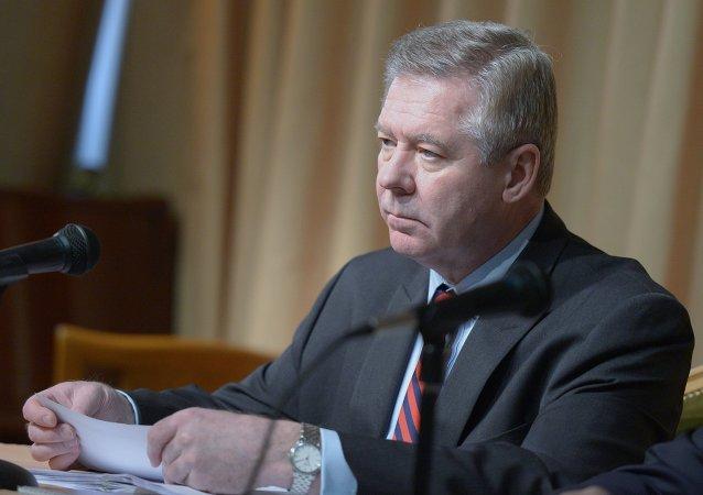 俄副外長:俄美聯合國三方一致認為須恢復敘利亞間談判