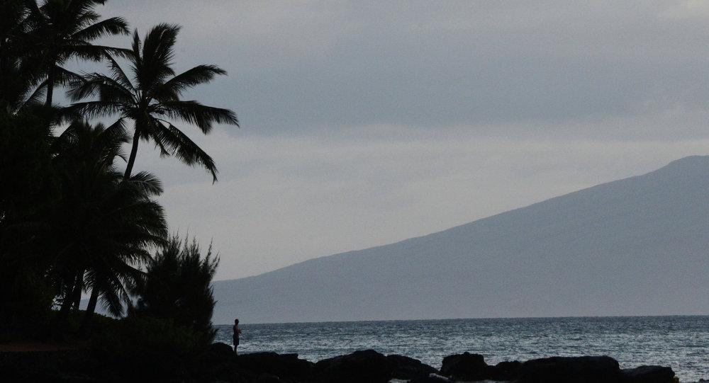 美國毛伊島