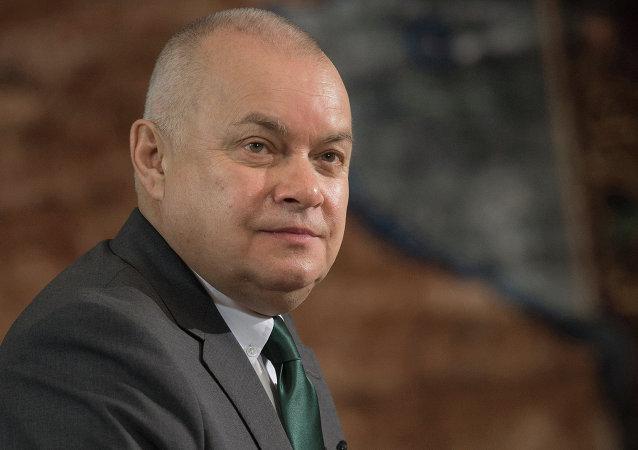 「今日俄羅斯」國際新聞通訊社總經理基謝廖夫