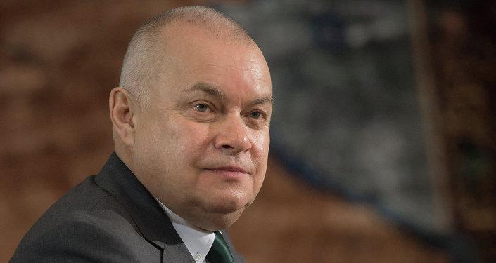 「今日俄羅斯」總裁:當今技術下媒體審查制度已不可能