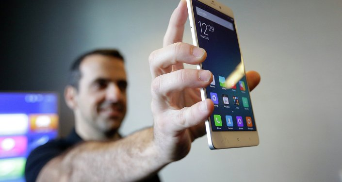 俄羅斯市場上的強勢中國智能手機降價