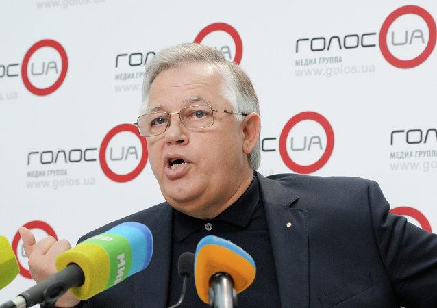 乌共产党领导人彼得•西蒙年科