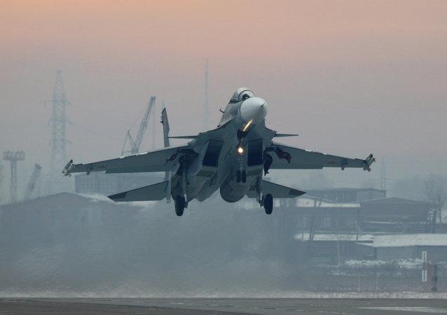 俄媒:乌兹别克斯坦希望购买俄苏-30SM战机