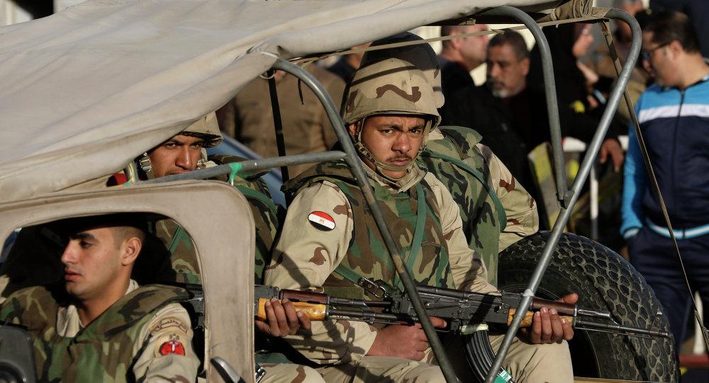 電視台:埃及特別行動消滅150名「伊斯蘭國」恐怖分子
