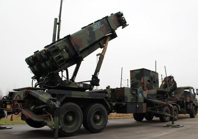 """瑞典政府8月2日将批准采购美国""""爱国者""""防空导弹系统"""