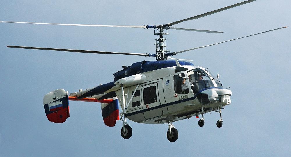 卡-226型直升機
